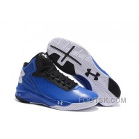 Authentic Under Armour Micro G Torch Blue Black Sneaker DnwEr7