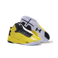 Lastest Under Armour Micro G Torch Yellow Black Sneaker EYQiH5