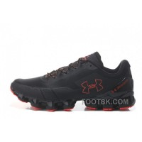 Under Armour Scorpio Black Orange Cheap UA Mens Shoes Lastest 4Yw75e