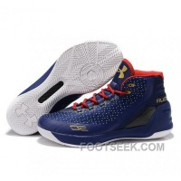 Under Armour Stephen Curry 3 Shoes Blue