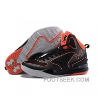 Under Armour Stephen Curry 3 Shoes Red Black
