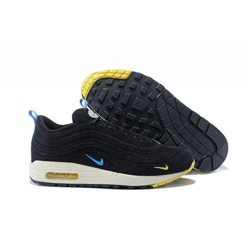 162a151672 ... Women Sean Wotherspoon Nike Air Max 97 Hybrid SKU:162628-255 New  Release ...