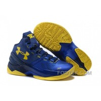 Under Armour GS Curry 2 Women Dub Nation Sneaker Authentic SMPNhy