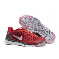 Nike TR Fit 2 Womens Running Shoes Light Scarlet Red Dimgray Free Shipping
