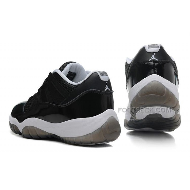 386a4a3ffe9d9d ... where can i buy discount air jordan 11 retro low tuxedo mj pe black  white sale