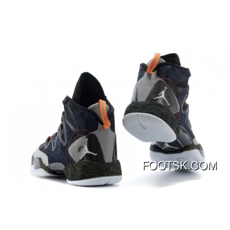 "huge selection of 7fbf8 2edac Air Jordans XX8 SE ""Christmas"" Black/White-Reflect Silver-tal Orange Cheap  To Buy"