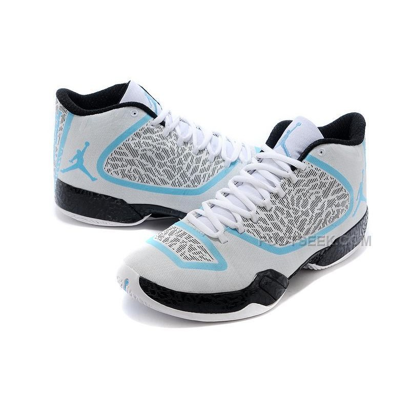 reputable site 3991e 5e74b Air Jordan 29 Gray University Blue Mens Shoes Latest Jordan XX9 Sneakers