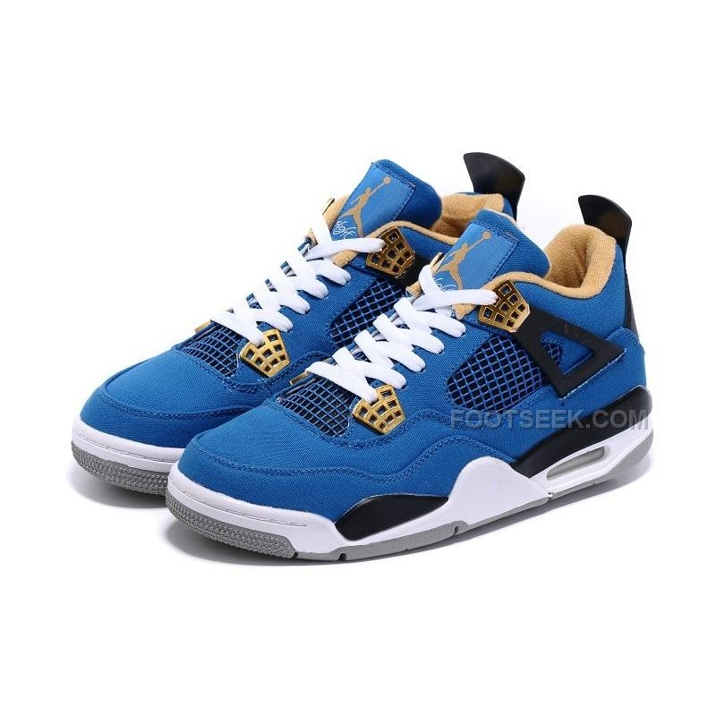a2658f25791c3e ... Eminem x Carhartt x Air Jordan 4 Canvas Game Blue Black-White-Grey ...