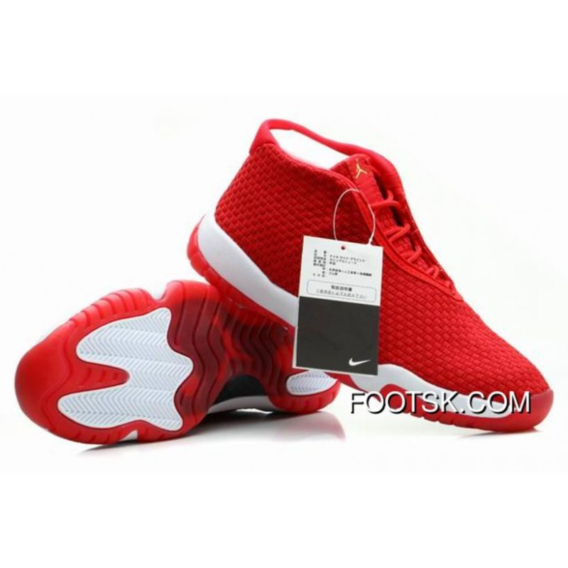 Copuon Code Air Jordans Future Glow True Red
