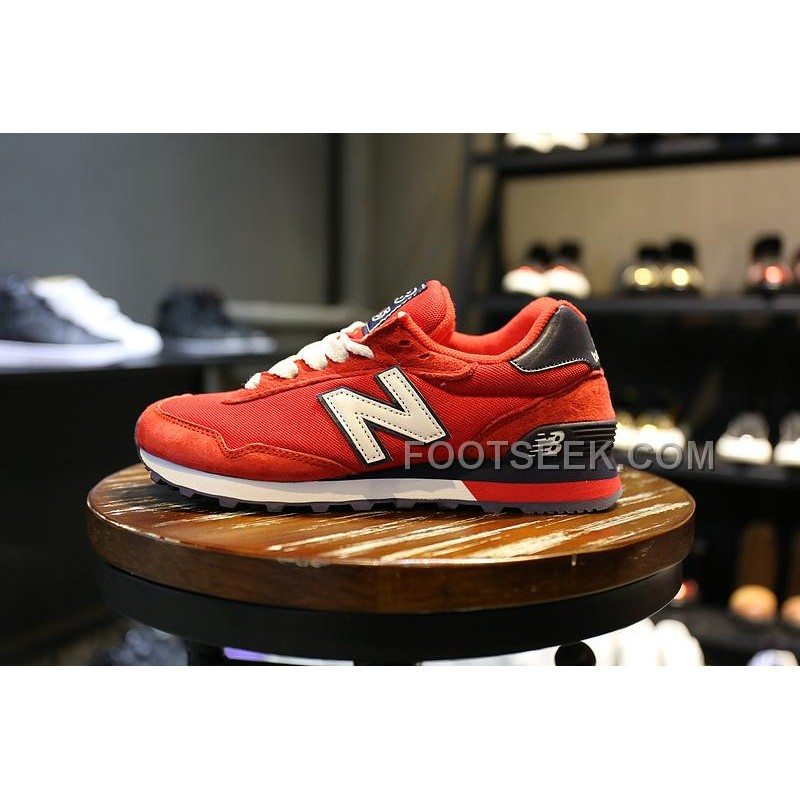 Hot New Balance 515 Women Red