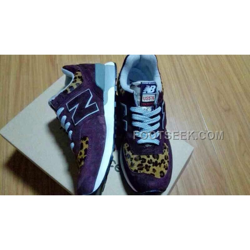 Hot New Balance 576 Men Purple
