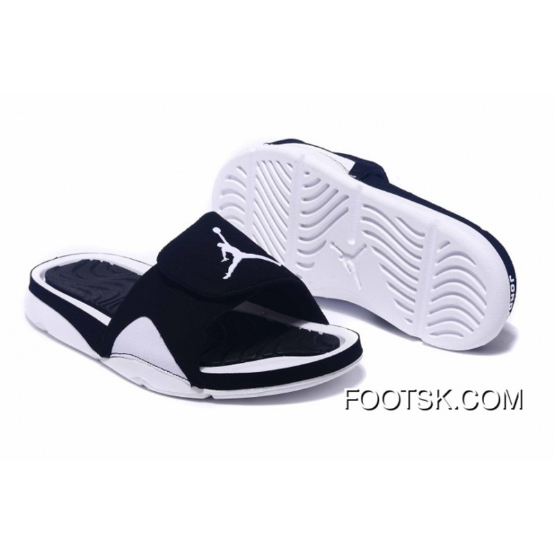 Jordan Hydro 4 Retro Black White For Sale 3raCABz
