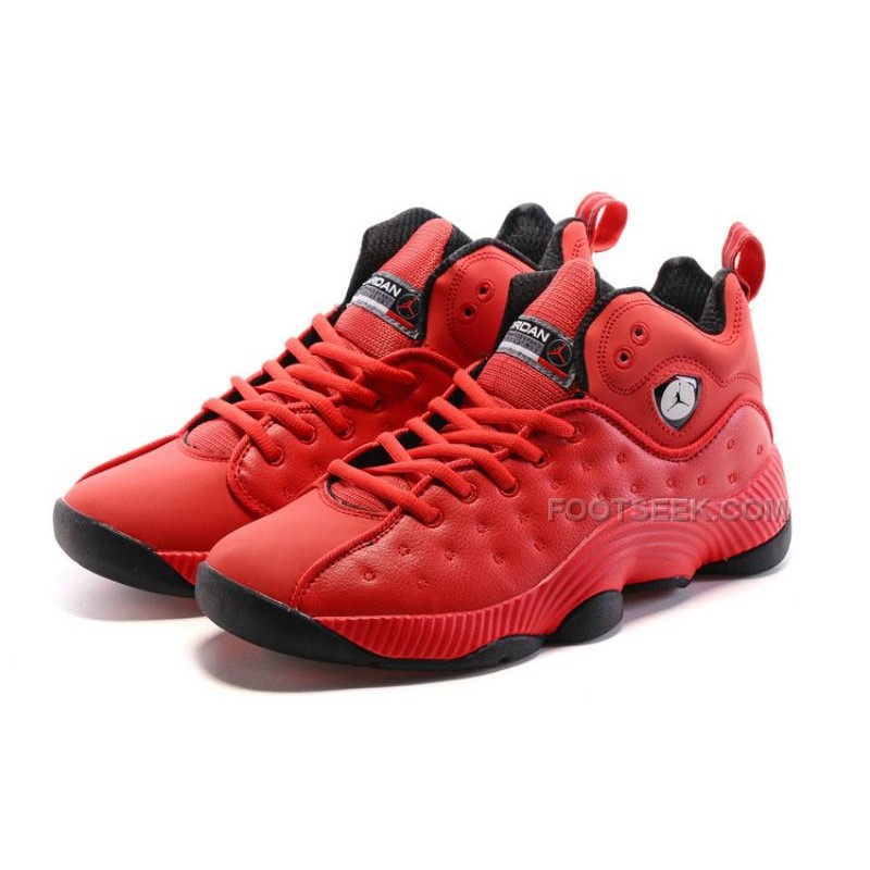 38ce6008d9afd9 where to buy mens air jordan jumpman team ii basketball shoes gym red gym  red white