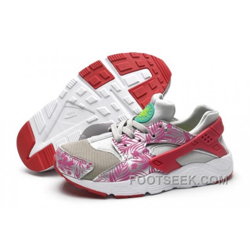 Incorporar Optimista Peave  NIKE AIR HUARACHE KIDS WHITE RED 28-35, Price: $85.82 - Discount AUTHENTIC  Shoes - FootSk.com