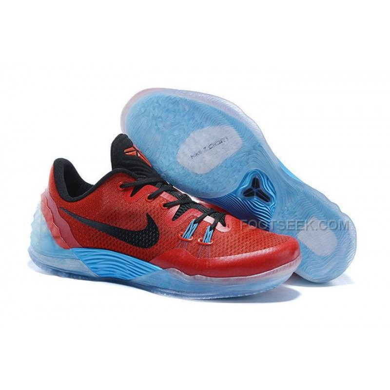 separation shoes 4c33b 9aa2c ... spain nike kobe venomenon 5 gym red sky blue black new releases 86b16  a49c3