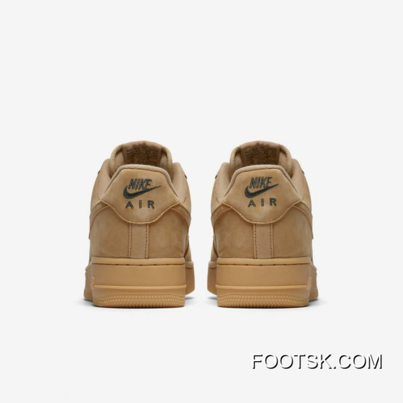 All Models Aa4061-200 Nike Air Force1 Force One Low Wheat Color Online 7a970b2ebcbf