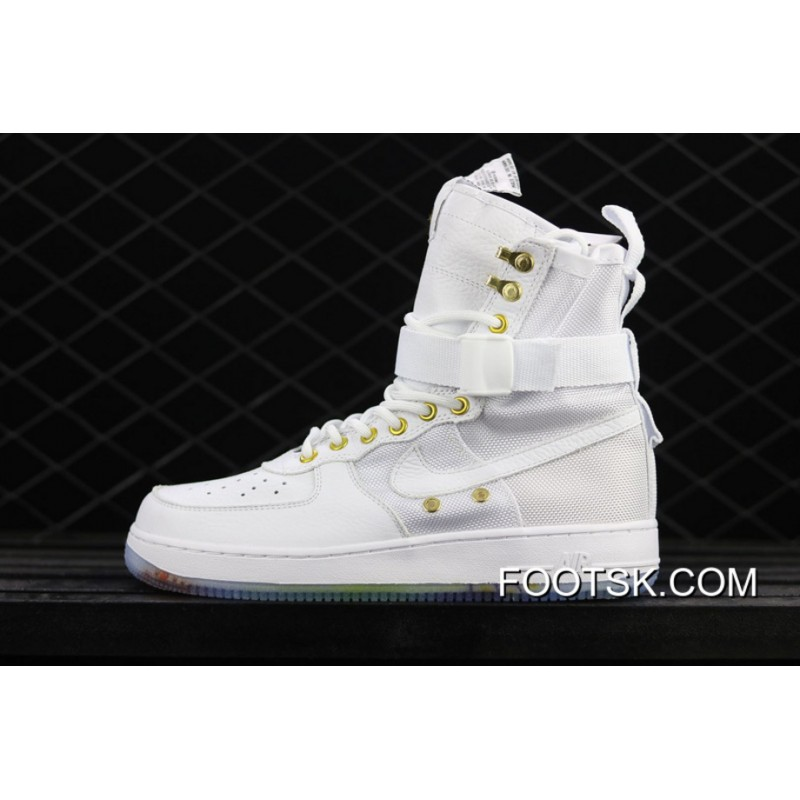 Nike Sf Af1 Cny Ao9385-100 Air Force Function White High Chinas Annual  Fireworks Discount ...