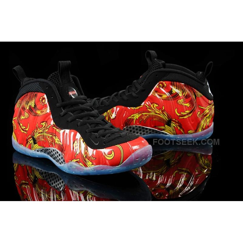2bbdbb090dcee ... hot supreme x nike air foamposite one red for sale online discount  88160 f0496
