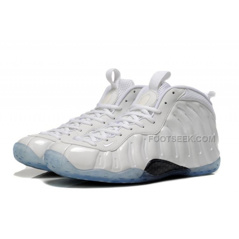 big sale 5f68b 2aaa6 Cheap Nike Air Foamposite One Summit White-Metallic Silver Online Sale  Discount . ...
