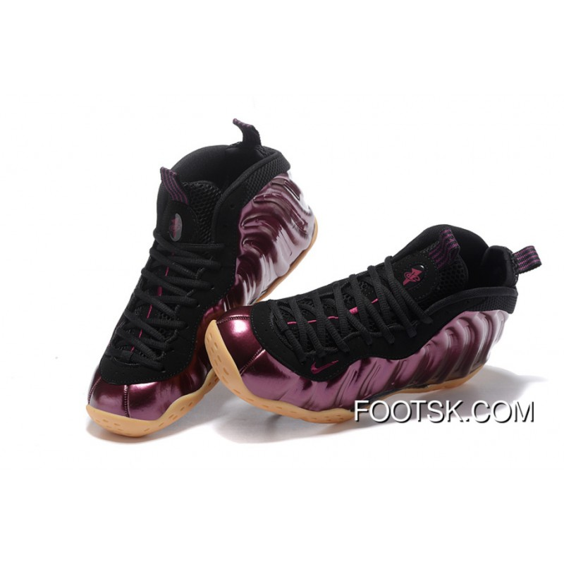 quality design 4a9e1 f831e Nike Air Foamposite One Night Maroon – Night Maroon /Black Release Top  Deals Taa5a4
