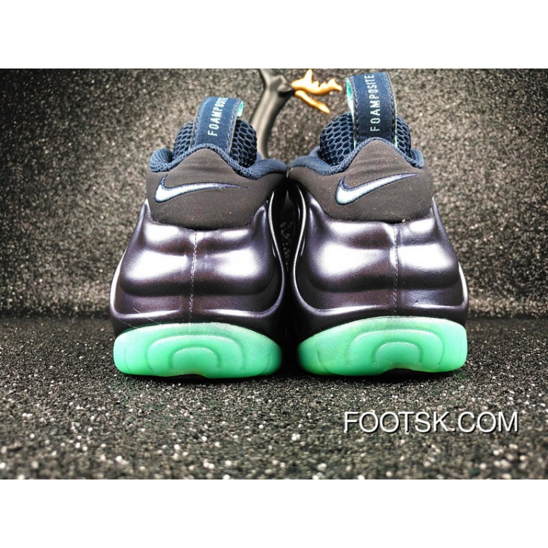 38881de6e42d ... Nike Air Foamposite Pro Dark Obsidian Light Aqua New Release 4kfyR ...