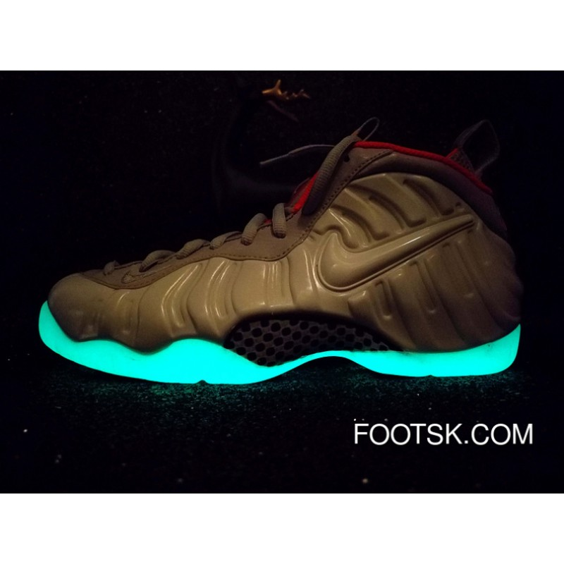 225133ffefcde ... Nike Air Foamposite Pro Prm Pure Platinum -Grey   Red Top Deals YesXiy  ...
