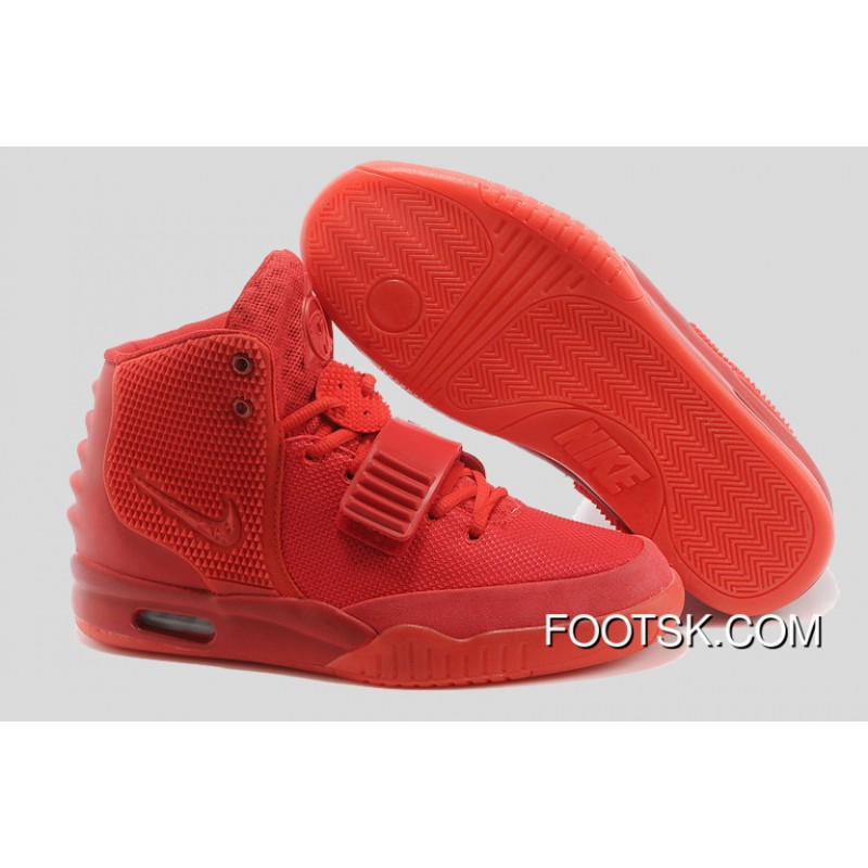 best loved fad43 bd6e4 Glow In The Dark Nike Air Yeezy 2  Red October  For Sale Z6pbP ...