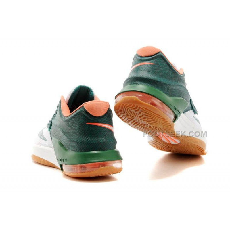 "hot sale online 568d0 94db2 ... On Sale Nike KD 7 (VII) ""Easy Money"" Mystic Green Light"