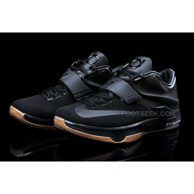 detailed look 5c48a d3d29 Cheap Nike KD 7 EXT Black Suede KD Is Not Nice Discount Online