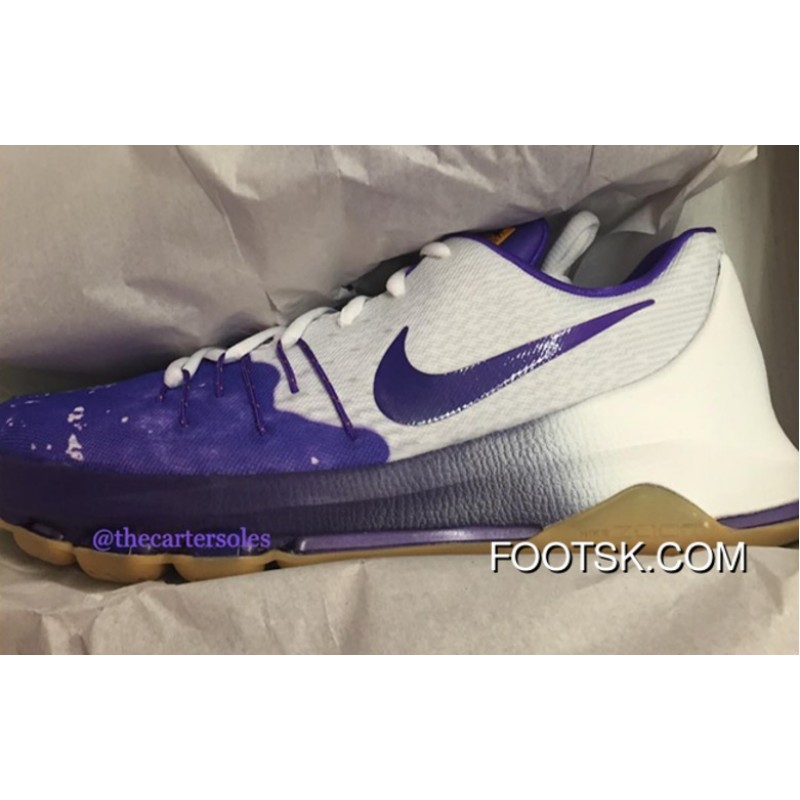 "info for d5762 76ce4 Nike KD 8 ""Peanut Butter   Jelly"" Men s Basketball Shoes Lastest FK6MWn"