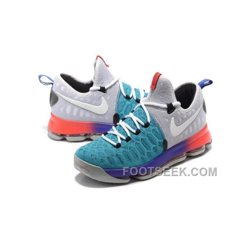 new product fe926 18982 ... canada nike kd 9 green lake new arrival f924d 14bf2