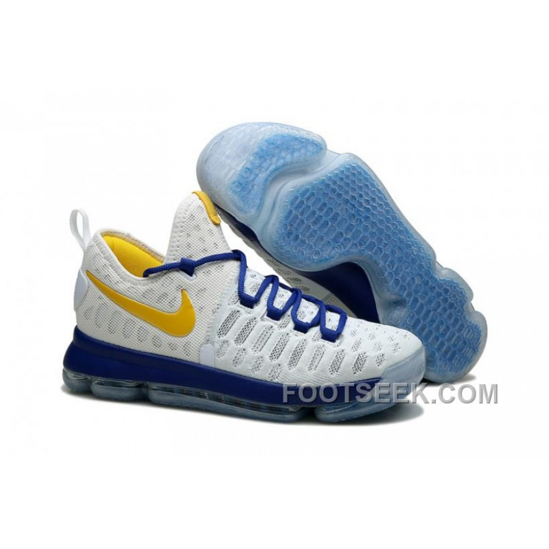 Nike KD 9 Warriors Home For Fall ... 3d257b96c