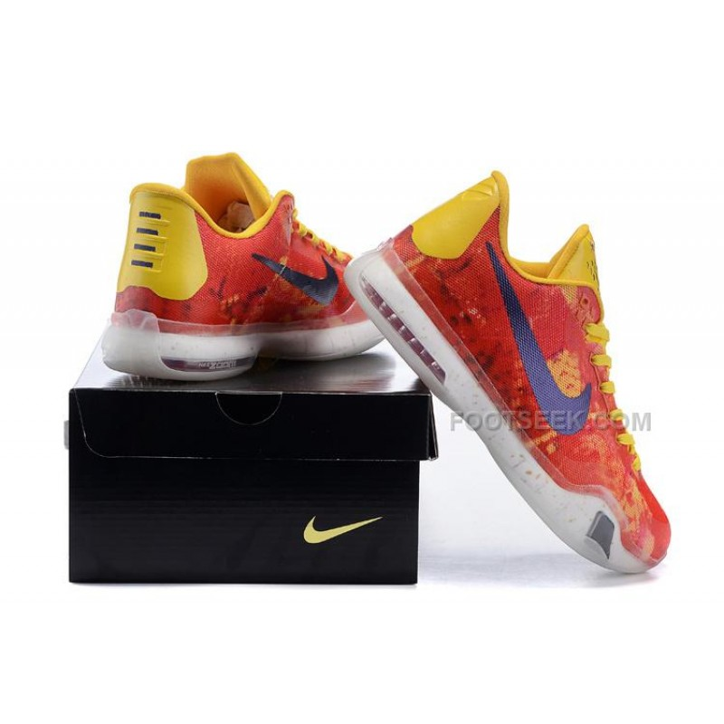 "2a91c738a3d8 ... Kobe 10 iD ""Sgt. Mamba"" Yellow Multi-Color For Sale ..."