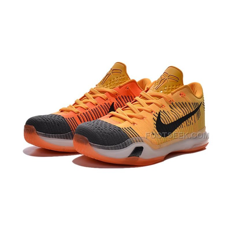 bc2b30814667 france nike kobe 10 elite low chester total orange black laser orange 48324  33e31