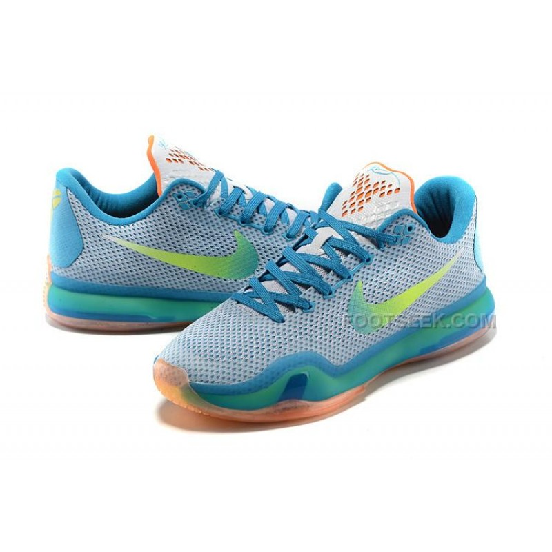 """newest collection 24940 1ff03 New Style Nike Kobe 10 GS """"High Dive"""" X Outlet Cheap ..."""