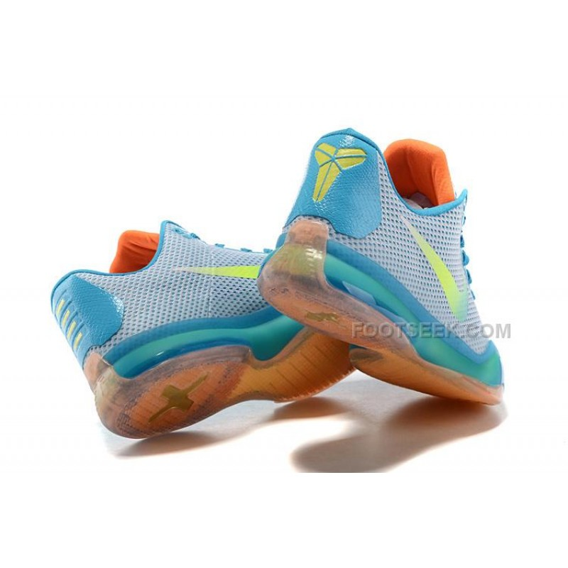 "c7f2eb72adfe ... New Style Nike Kobe 10 GS ""High Dive"" X Outlet Cheap Online ..."