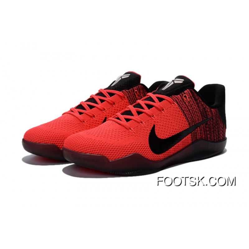 "8545a2c629b ... ""Achilles Heel"" Nike Kobe 11 University Red Metallic Gold-Black  Authentic RpD57Jc  "" ..."