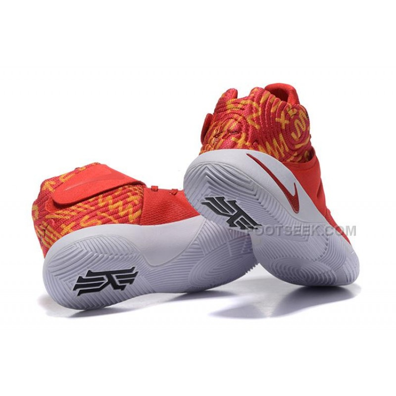 d809a2c83162 ... low price nike kyrie 2 gym red white yellow nike kyrie sale fc0fc 81f94