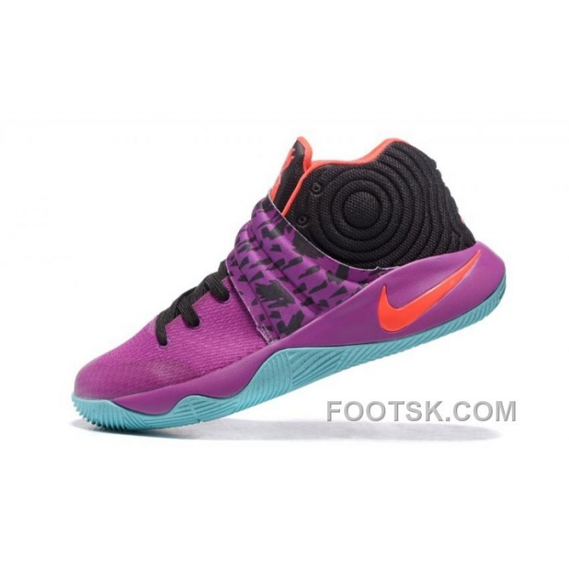 the best attitude a1814 a0f35 Nike Kyrie 2 Grade School Shoes Pink Black Cheap To Buy