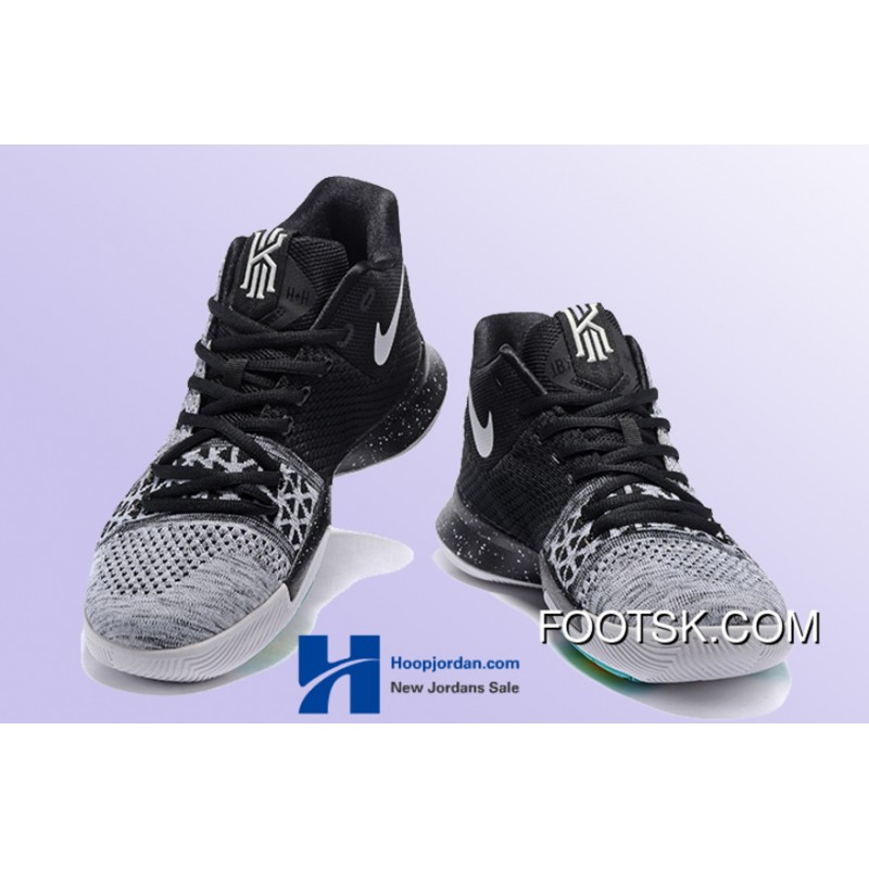 c0994df17258 ... closeout oreo nike kyrie 3 wolf grey black mens basketball shoe top  deals bfh8dw ad879 71c62 ...