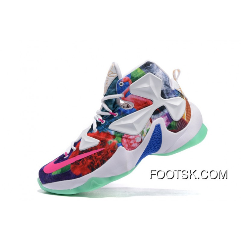 50edd9f767d2 ... Nike LeBron 13 25K Customize New Release ...