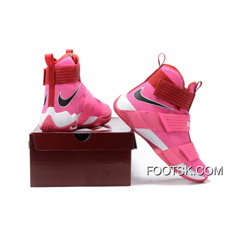 new style 28b6a 822ed shop nike lebron soldier 10 think pink 93039 fc9b9