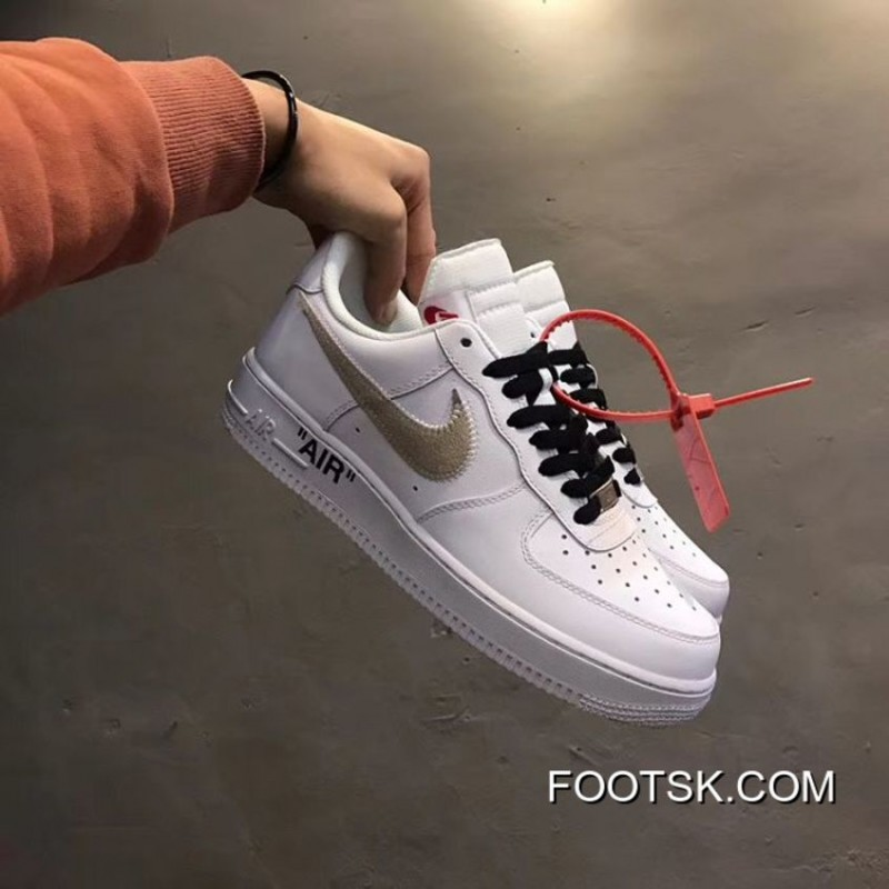 new concept 8c703 a78e1 Men Nike Air Force 1 Off White SKU:179854-240 2018 For Sale