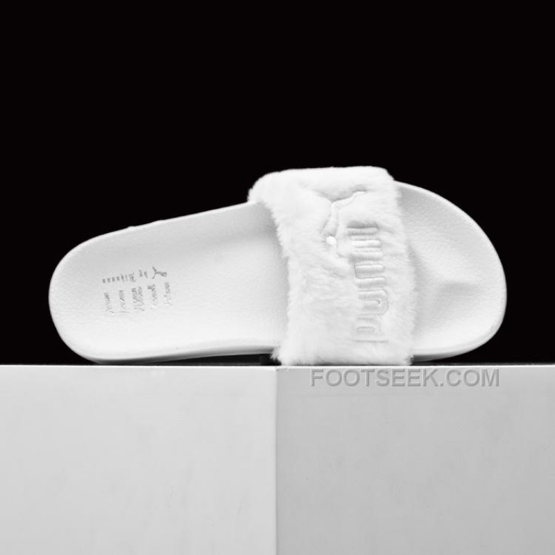 differently cfe6e 4274c Rihanna X Puma Leadcat Fenty 362266-02-03-04 36-39 White Discount